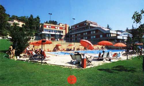 Hotel Dei Vestini